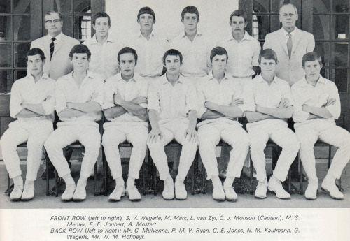Cricket 1969