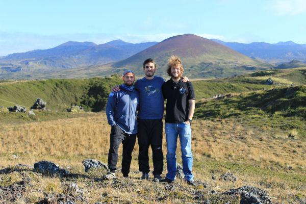Michael Voysey (2010), Stephan Keys (2006) and Rowan Jordaan (2010)