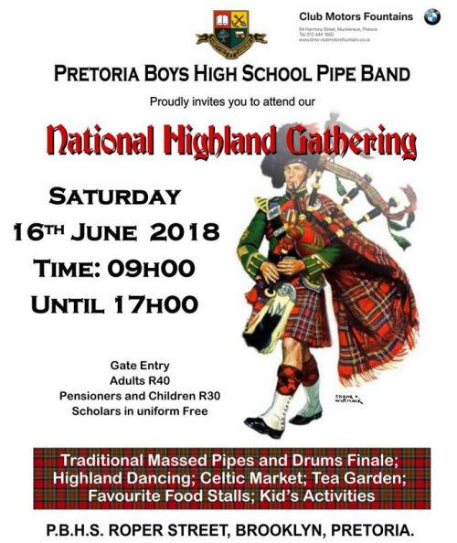 National Highland Gathering