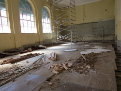 Restoration of the Gym