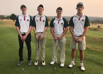 PBHS 4th Golf Team