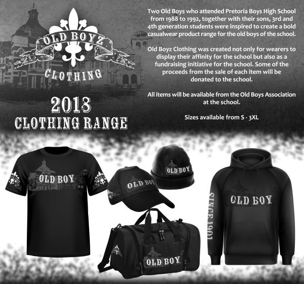 Old Glory Rugby Games: Old Boyz Clothing