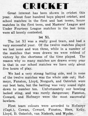 Murray Hofmeyr Cricket Notes.jpg